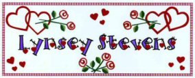 Lynsey Stevens Home Page